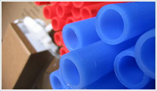 Repipe cost repipe specialists inc for Pex pipe vs pvc
